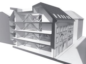 Bâtiment DUC
